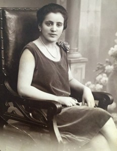 Grandma at about 20 years old.